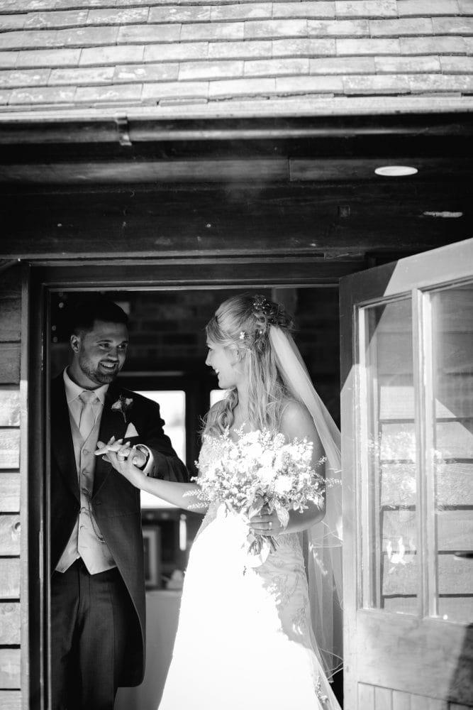 long furlong barn wedding 40