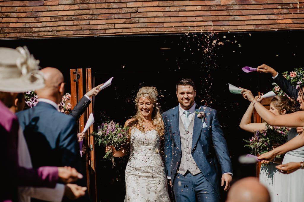 long furlong barn wedding 43