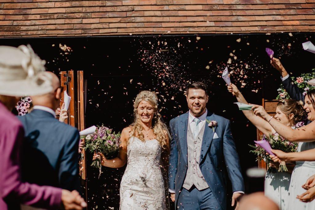long furlong barn wedding 44