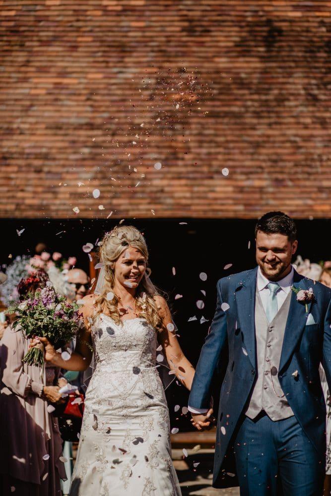 long furlong barn wedding 46