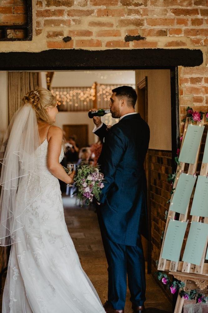 long furlong barn wedding 62
