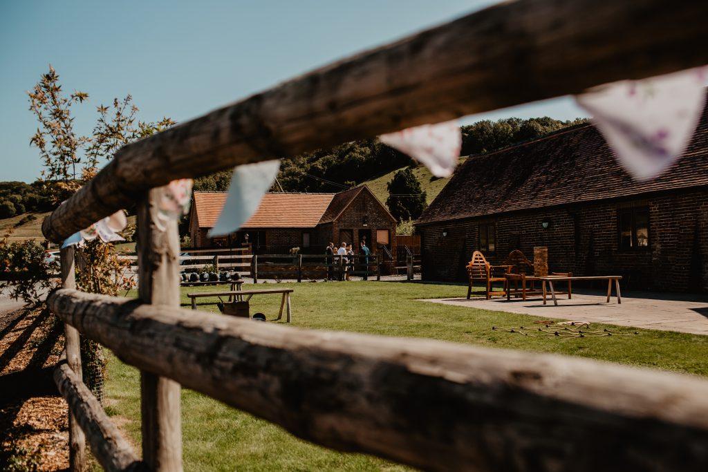 long furlong barn wedding 7