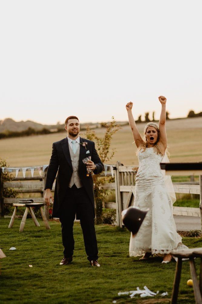 long furlong barn wedding 70