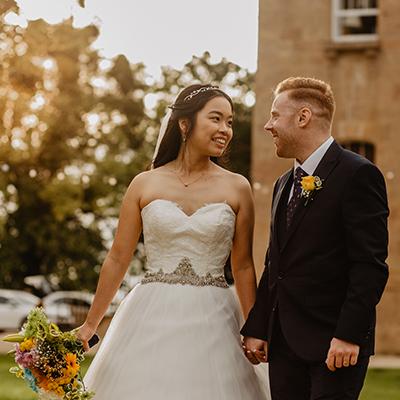 Kings Weston House Wedding Photography 02