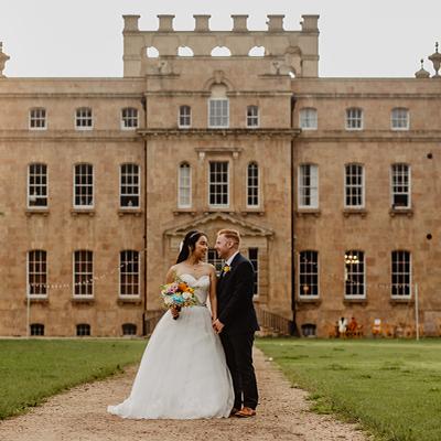 Kings Weston House Wedding Photography 03