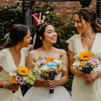 Kings Weston House Wedding Photography 05
