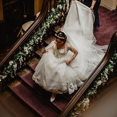 Kings Weston House Wedding Photography 08