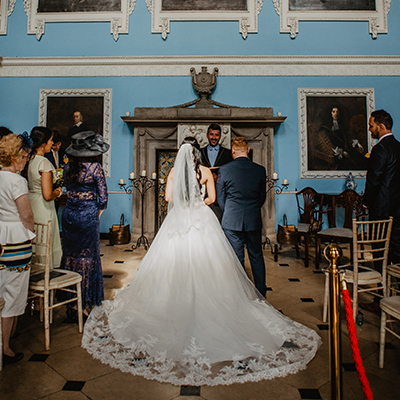 Kings Weston House Wedding Photography 10