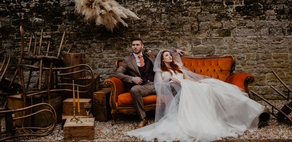 Wedding Elopement Photography Shoot