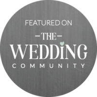The Wedding Community Featured Badge