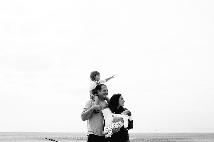 Littlehampton Beach Family Photography
