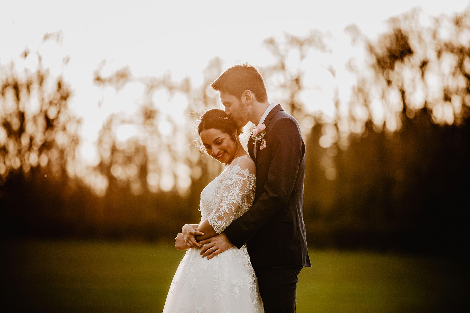 Bartholomew Barn Spring Wedding