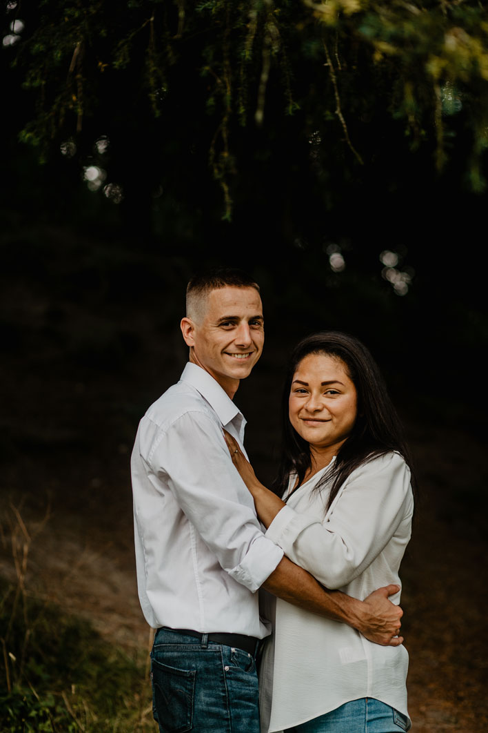 Steyning Engagement Photography Bramber Castle 02