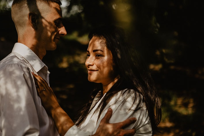 Steyning Engagement Photography Bramber Castle 06