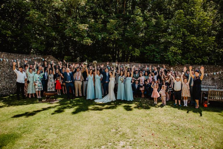 cissbury barn wedding photography 36