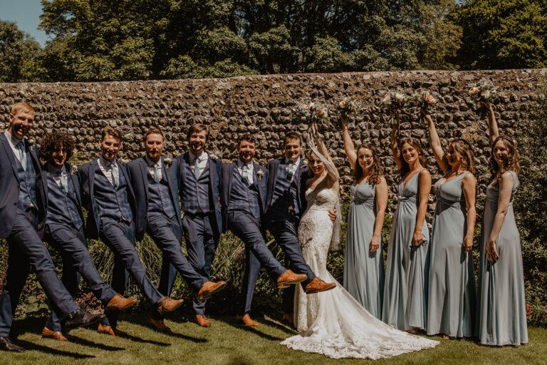 cissbury barn wedding photography 41