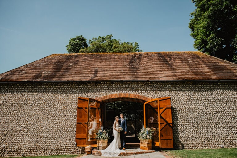 cissbury barn wedding photography 48