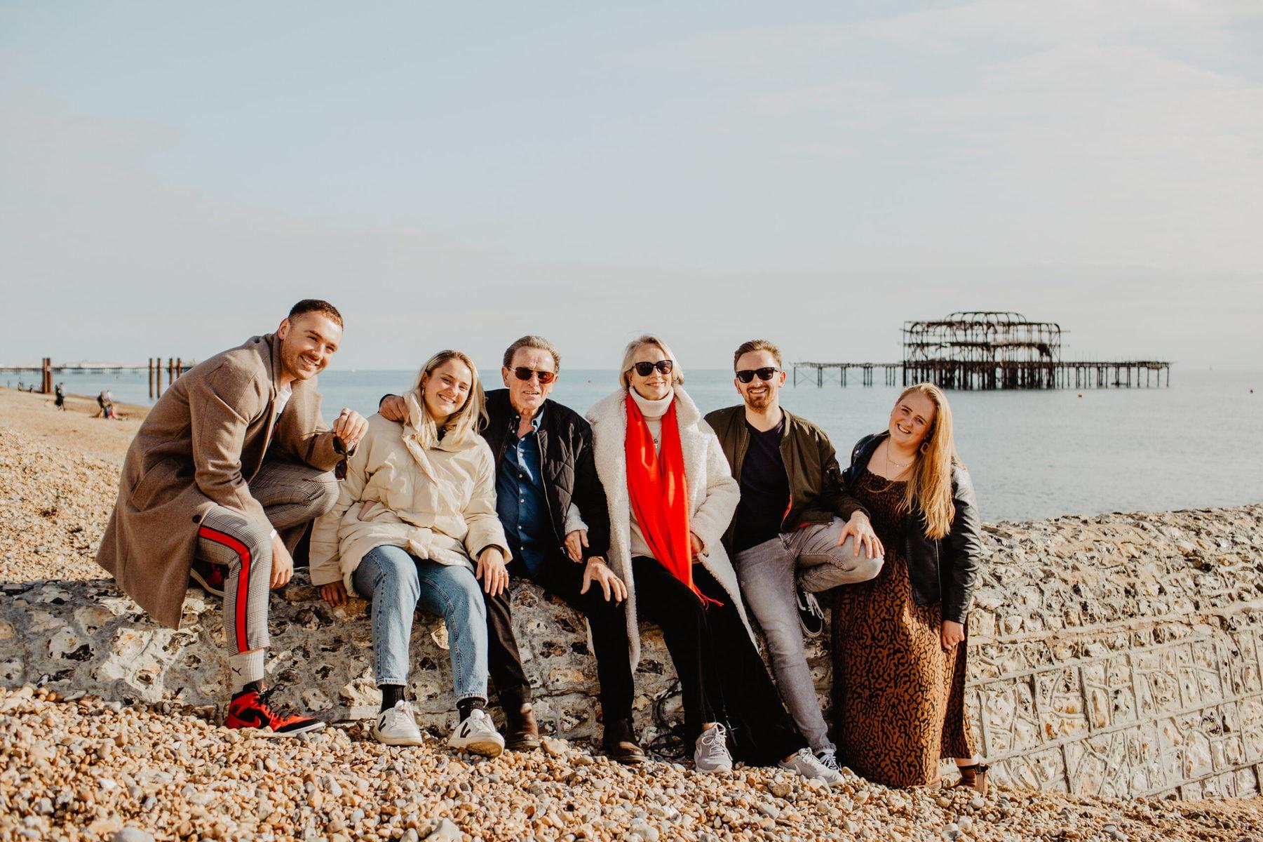 Brighton Family Photoshoot