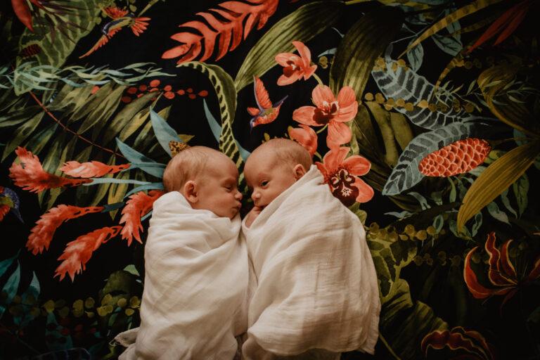 newborn twins photography sussex 2