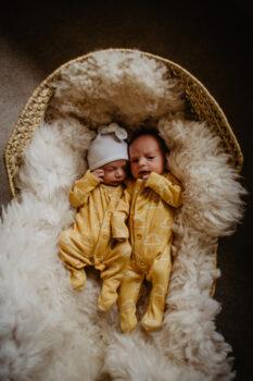 Newborn Twins Photography Sussex